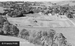 East Dean, Birling Gap Road c.1955