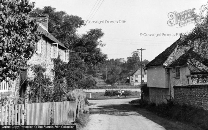 Photo of East Dean, c.1950