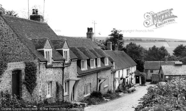 Photo of East Dean, c.1960