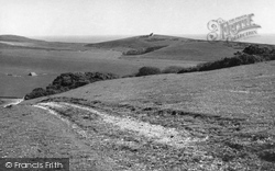 East Dean, Old Belle Toute Lighthouse c.1955