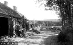 East Dean, Old Forge 1921