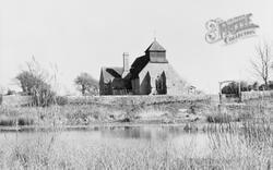 East Dean, The Church c.1955