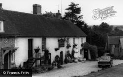 East Dean, The Tiger Inn c.1965