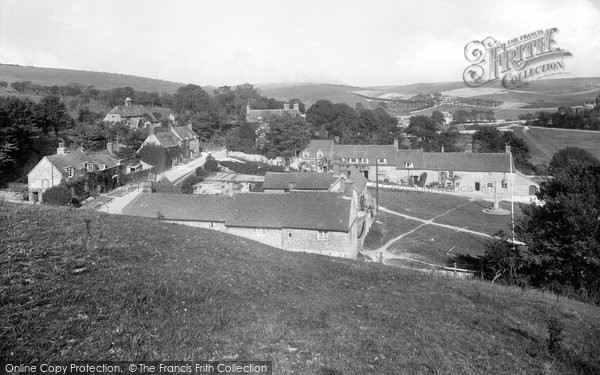 Photo of East Dean, The Village 1921