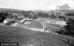 East Dean, The Village 1921