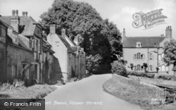 East Dean, Upper Street c.1955