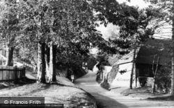 East Dean, Village c.1955