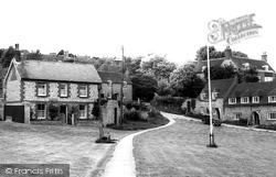 East Dean, Village Green c.1960