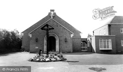 East Finchley, St Mary's Roman Catholic Church c.1965