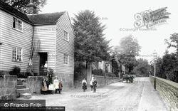 College Lane 1907, East Grinstead