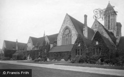 Convent Chapel 1890, East Grinstead
