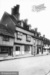 East Grinstead, Cromwell House 1923