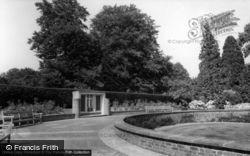 East Court Park c.1965, East Grinstead