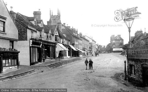 East Grinstead photos maps books memories  Francis Frith