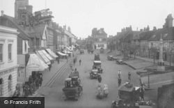 East Grinstead, High Street 1923