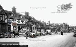 High Street 1923, East Grinstead