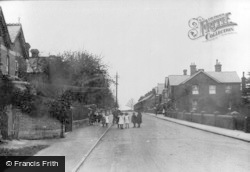 East Grinstead, Lingfield 1911