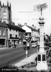 East Grinstead, Memorial And High Street c.1960