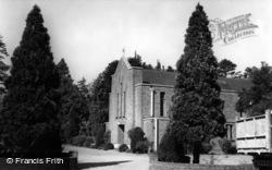 Methodist Church c.1965, East Grinstead