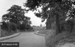 Queen Victoria Hospital c.1955, East Grinstead