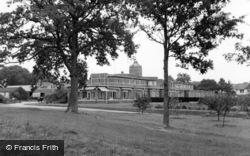 Queen Victoria Hospital Main Block c.1955, East Grinstead