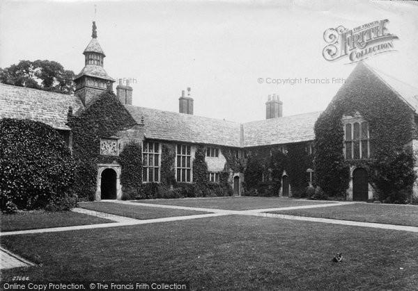 East Grinstead, Sackville College 1890