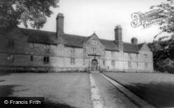 Sackville College c.1965, East Grinstead