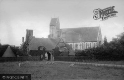 East Grinstead, St Margaret's Convent 1909