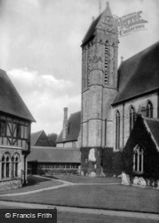 St Margaret's Convent, Guest House And Chapel 1909, East Grinstead