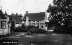 St Margaret's Convent, St Agnes School 1909, East Grinstead