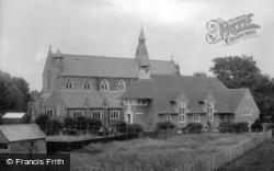 St Mary's Church 1925, East Grinstead