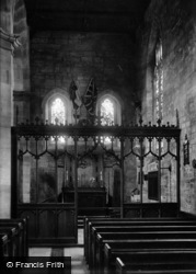 East Grinstead, St Swithun's Church, Lady Chapel 1921