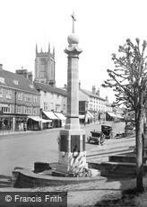 East Grinstead, War Memorial 1923