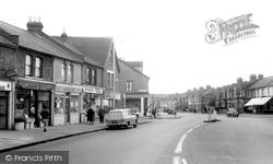 Barking Road c.1965, East Ham