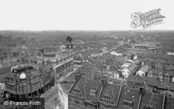 General View c.1965, East Ham