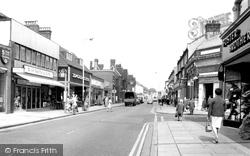 High Street c.1965, East Ham
