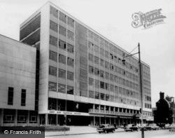 Technical College c.1965, East Ham