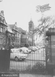 Town Hall c.1965, East Ham