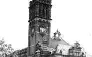 East Ham, Town Hall c1965