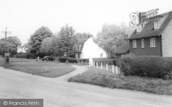 East Hanningfield, The Green c.1960