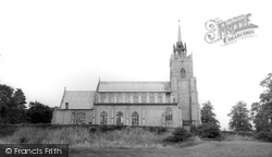 East Harling, St Peter And St Paul's Church c.1965