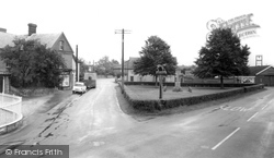 East Harling, The Green c.1965