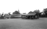 East Harling, the Playing Fields c1965
