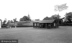 East Harling, The Playing Fields c.1965