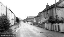 East Harling, The Village c.1965