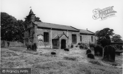 St Oswald's Church c.1960, East Harlsey