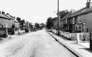 East Harlsey, the Village c1960