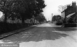 The Village c.1960, East Harlsey