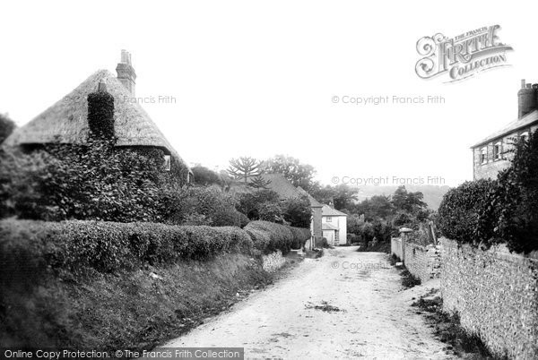 Photo of East Harting, The Village 1906