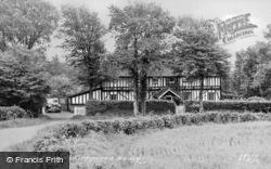 Greywood House c.1960, East Hoathly